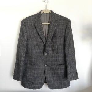 Daniel Hechter Suit / Blazer Glen Plaid Size 42